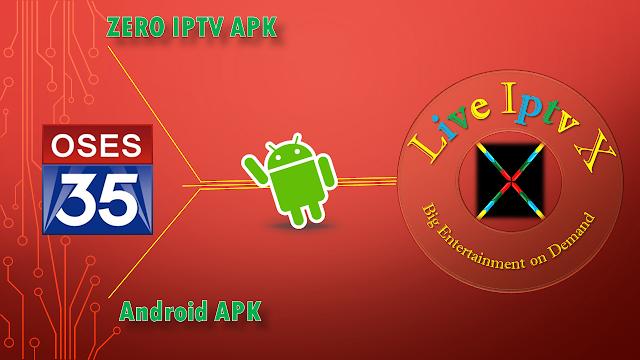 ZERO IPTV APK