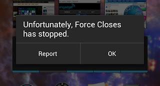 Penyabab Aplikasi Android Mendadak Berhenti Penyabab Mengapa Aplikasi Android Mendadak Berhenti