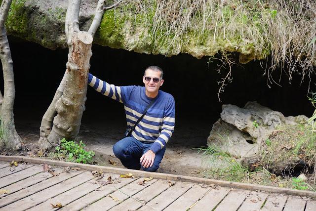 המערה בנחל השופט