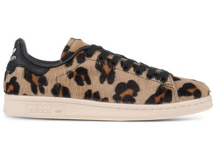 Leopard Print Stan Smith Adidas Original Sneaker