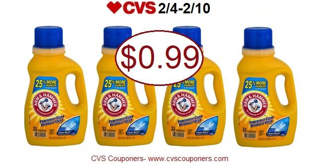 http://www.cvscouponers.com/2018/02/hot-pay-099-for-arm-hammer-laundry.html