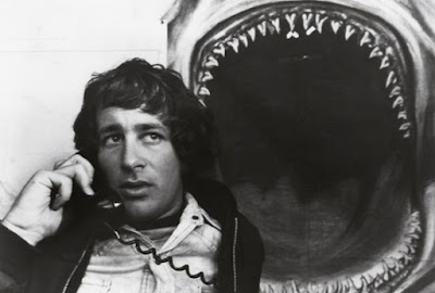 spielberg no beard