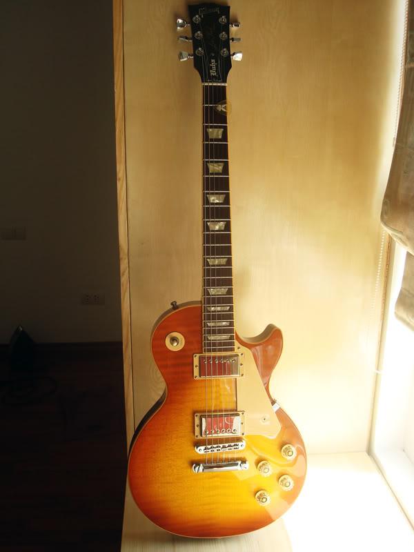 dan guitar gibson