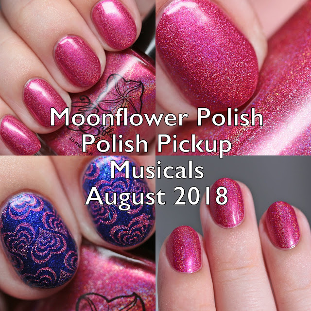Moonflower Polish Polish Pickup Musicals August 2018