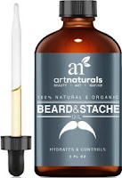 natural beard oil for growth