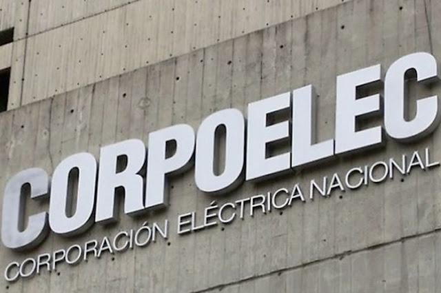 Empresa Corpoelec: La nueva olla de corrupción roja (Detalles)