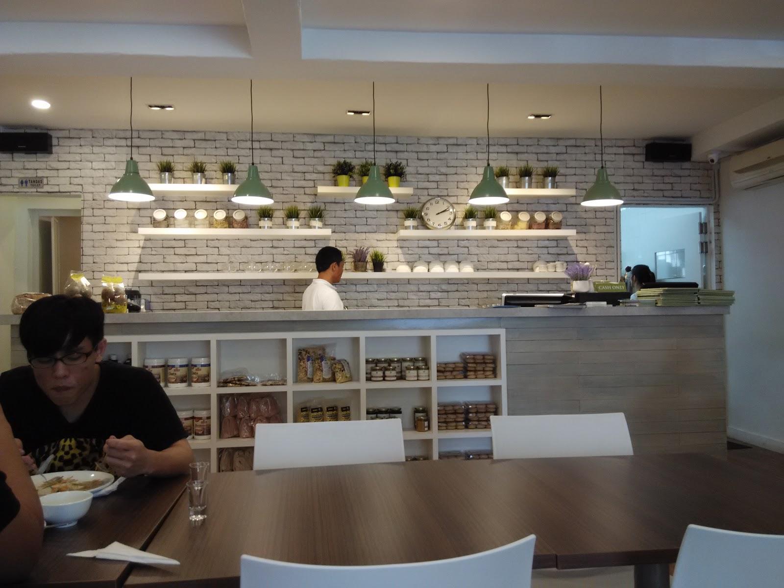 Jes One Stop: Aenon - The Health Kitchen in Miharja Cheras