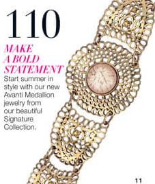 Avon Campiang 12 Jewelry