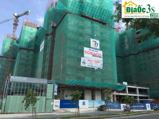 Hình thực tế dự án City Gate Towers