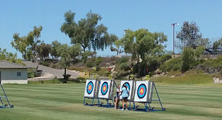 Chula Vista Olympic Training Center, archery