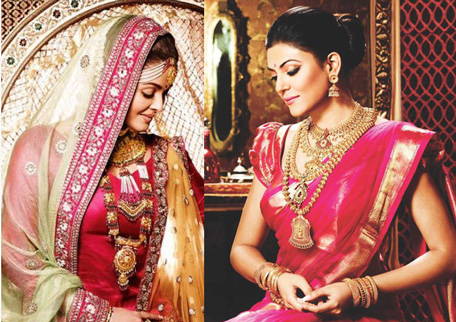 Bridal Latest jewelry Pics, beautiful jewelery pic, diamond jewelry pic, gold jewelry pic