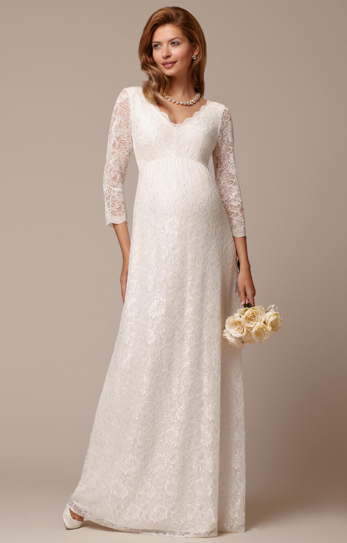 Bridesmaid Dresses For Pregnant Women 9