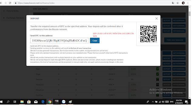 Livecoin là gì ? Hướng dẫn đăng ký sàn livecoin