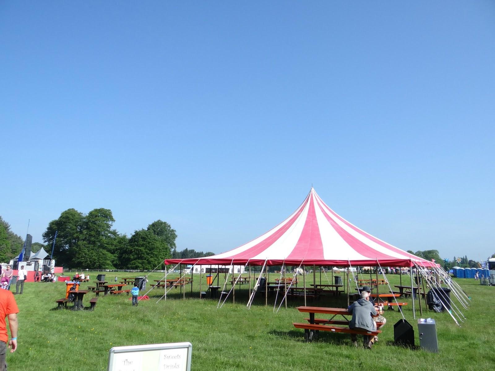 Geronimo Festival 2016, British family festival, Summer Festival