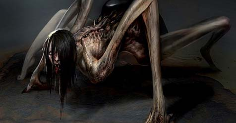 Aswang Ghost the Eater of Children from Philippines