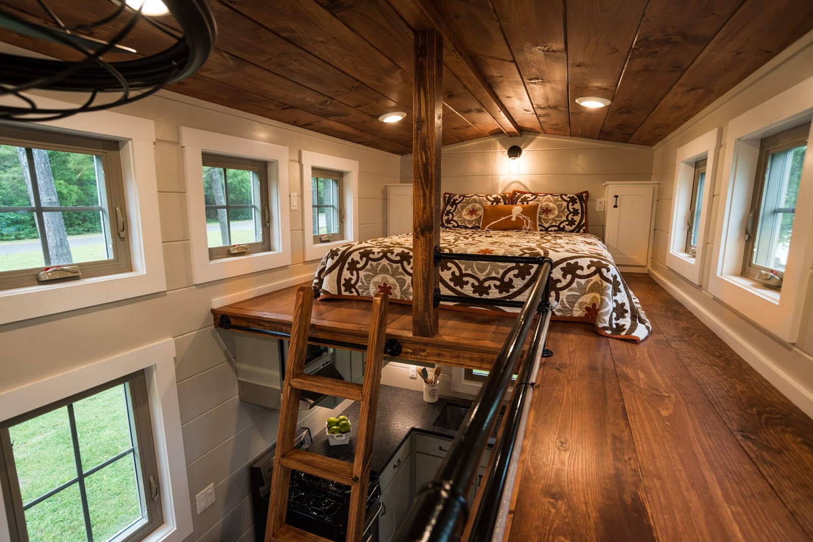 TINY HOUSE TOWN: The Retreat From Timbercraft Tiny Homes