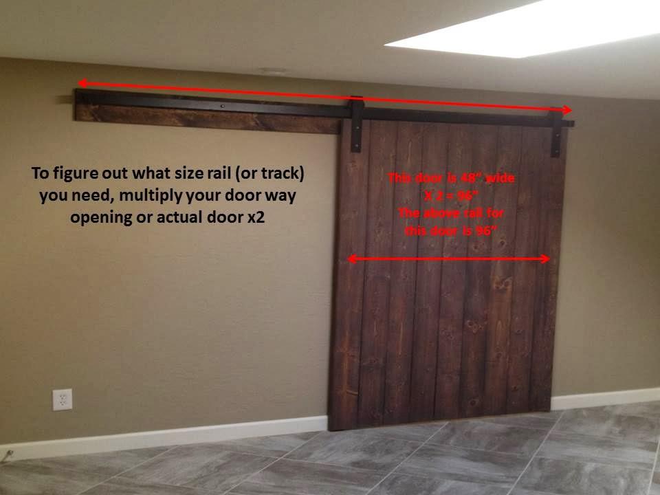 Arizona Barn Doors Everything You Need To Install Your