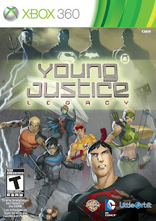Young Justice Legacy (XBOX360)