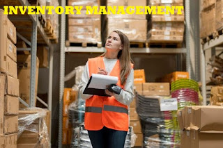 The Definition of Inventory Management