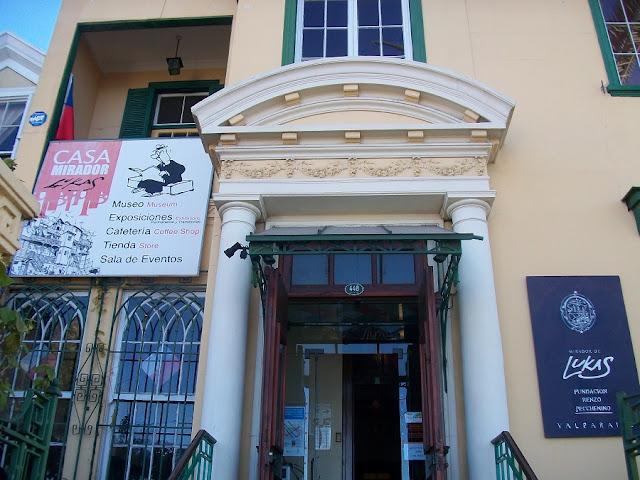 Visitar os museus no inverno em Valparaíso
