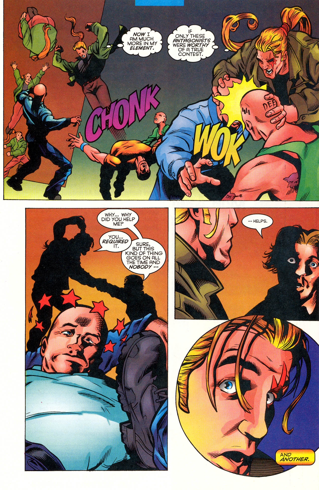 Read online X-Force (1991) comic -  Issue #49 - 26