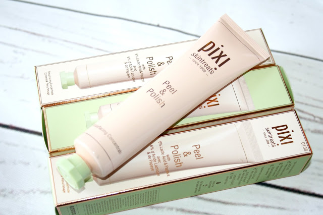 SKINCARE: Peel & Polish by Pixi