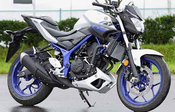 Yamaha MT 03 Resmi Mengaspal di Eropa