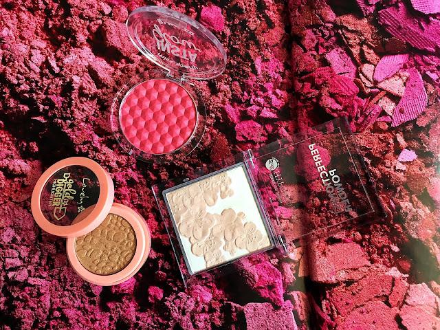 Cosmetics Favorites of April