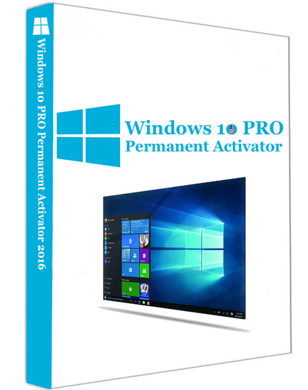 Windows 10 Pro Permanent Activator 1.1