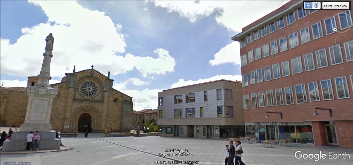 Cascotes 438 la plaza de santa teresa avila - Arquitectos en avila ...
