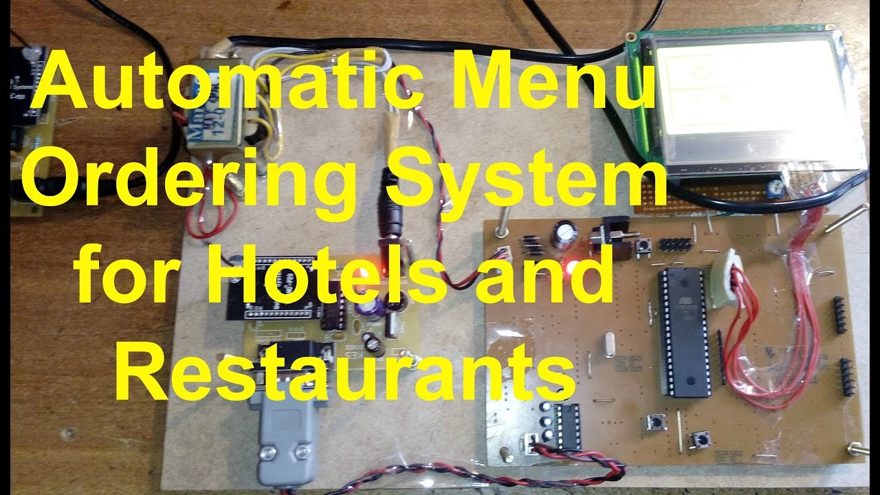 The Design And Implementation Of Online Meal Ordering System
