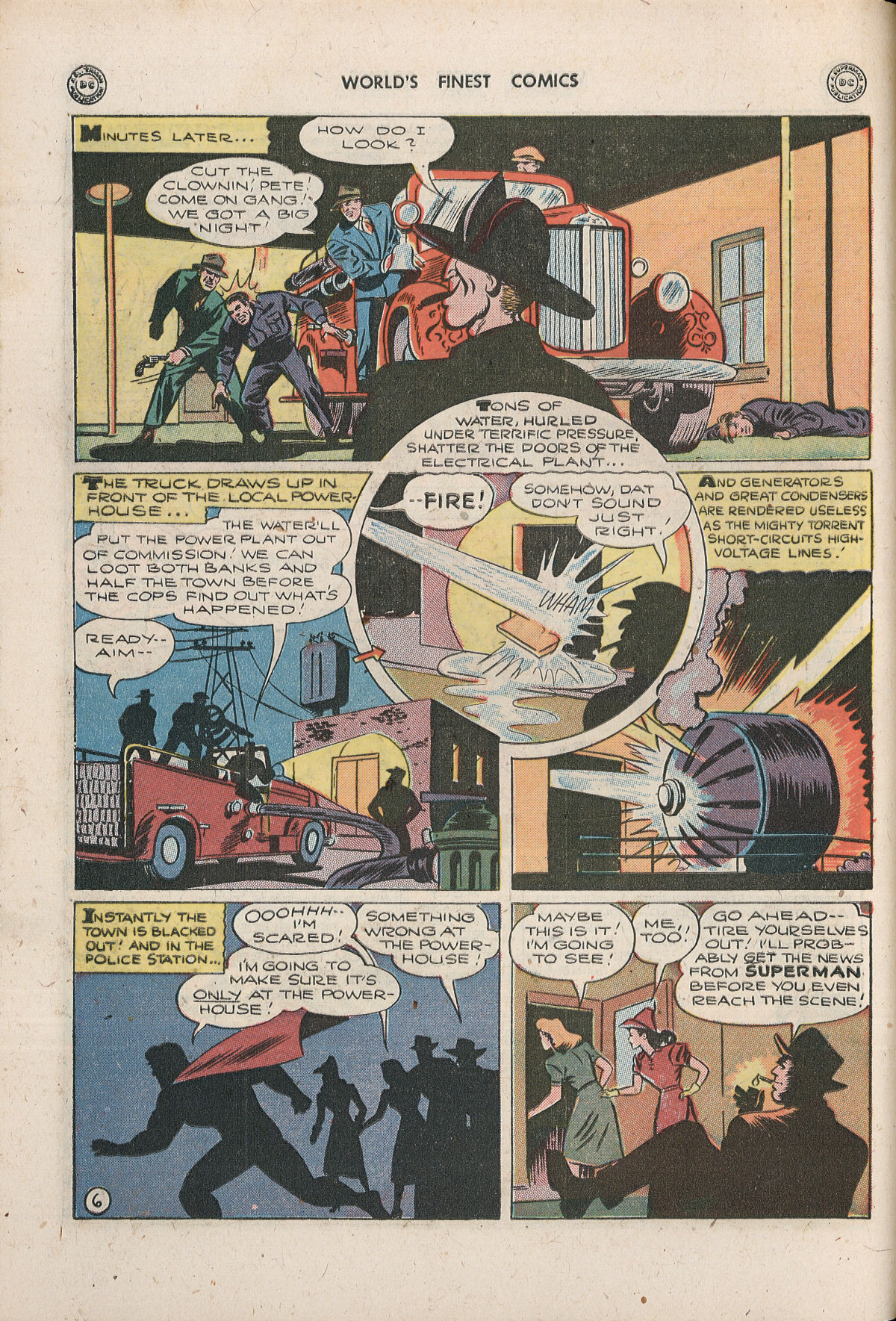 Read online World's Finest Comics comic -  Issue #33 - 8