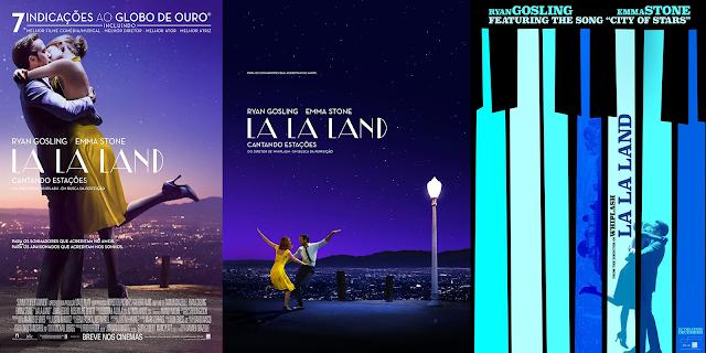 [Cinema] LA LA LAND - Cantando Estações