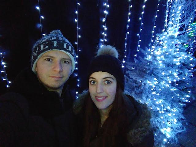 advent in zagreb, lights, lampice, fairy light, christmas tree, božićno drvce, snow, snijeg