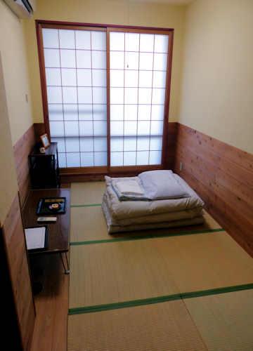 Senyuji Temple Shukubo Ehime Prefecture Shikoku.