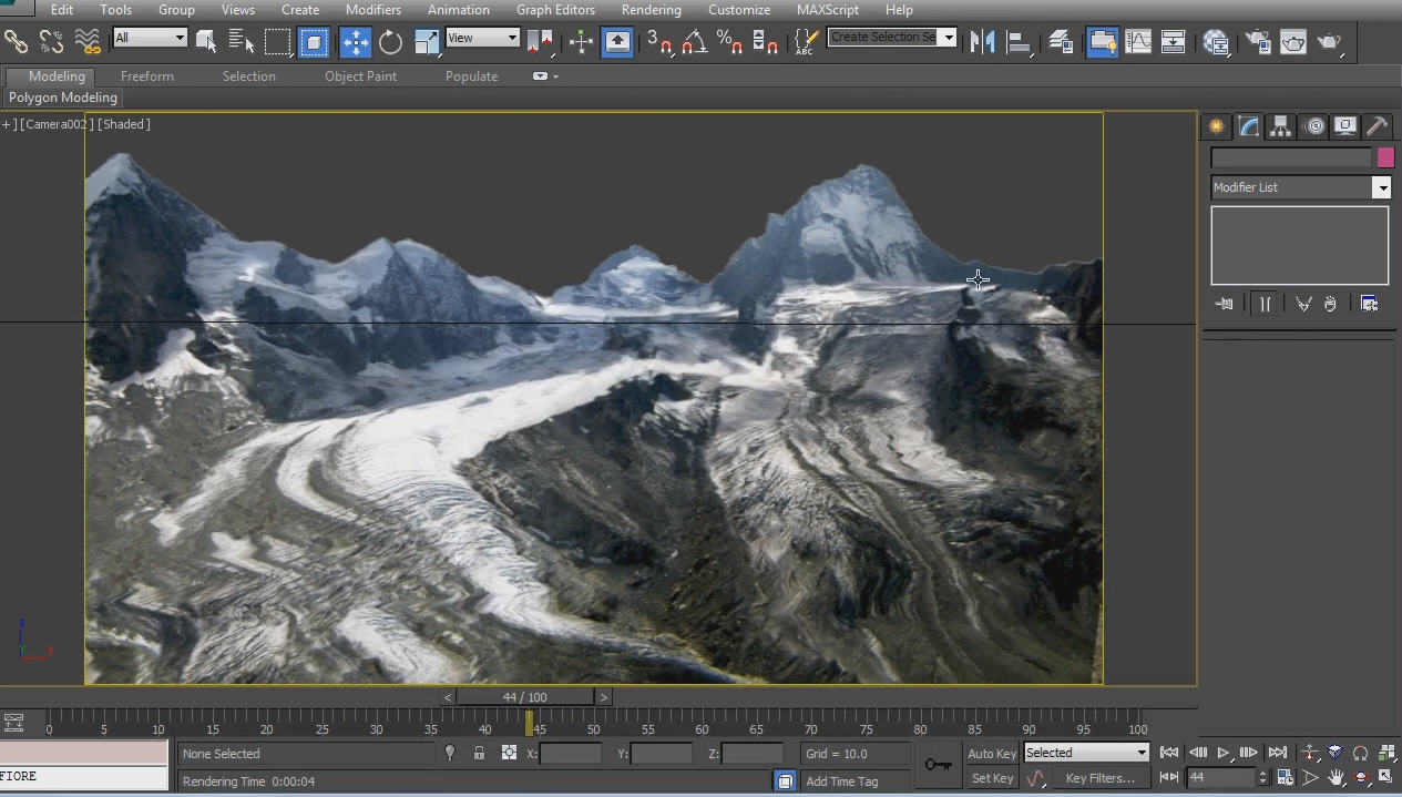 Landscape Camera Mapping in 3ds Max | CG TUTORIAL