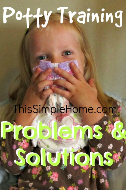 Potty training problems and solutions. #pottytrain