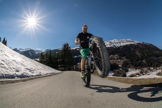 Fatbike vs. Mountainbike