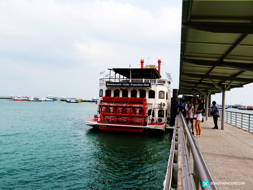 bowdywanders.com Singapore Travel Blog Philippines Photo :: Singapore :: Marina South Pier: Faces of Singapore's Marina Bay Cruise Area
