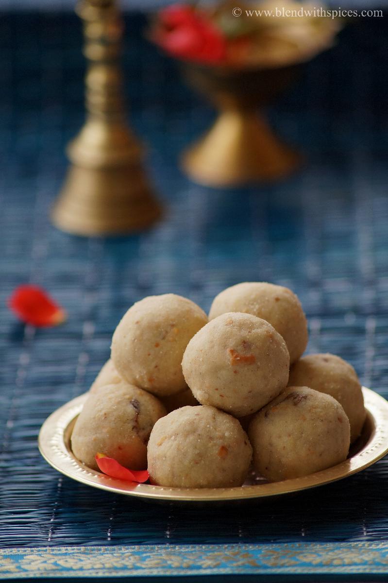 Easy naivedhyam recipes for janmashtami krishna jayanthi blend poha peanut laddu forumfinder Gallery