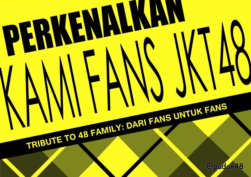 Kesimpulan Event Pudak48 - PUDAK48 - JKT48 Fans Gresik