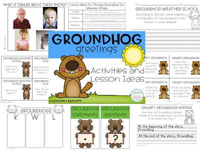https://www.teacherspayteachers.com/Product/Groundhog-Greetings-2987500