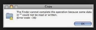 Cara memperbaiki Error code 36 di Mac OS, ini solusinya