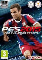Download PES 2015 Full Version PC