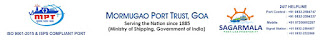 Mormugao Port Trust Recruitment 2018