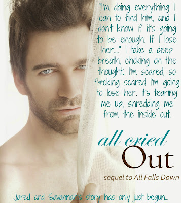 Cover Reveal for All Cried Out! 4