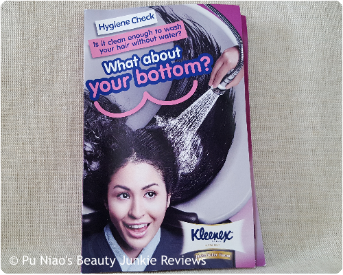 Kleenex Moist Toilet Tissue