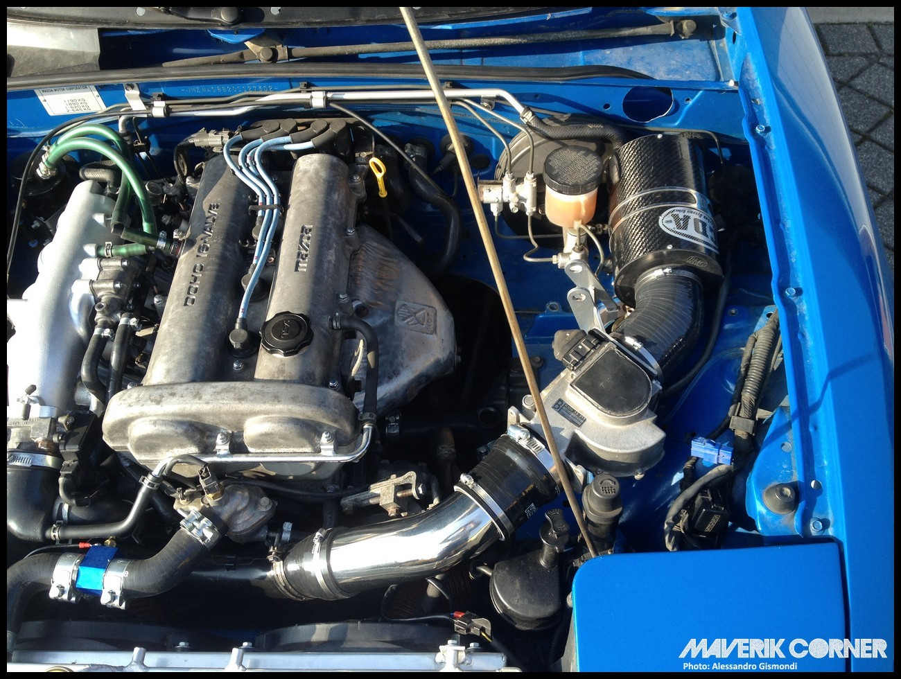 Maverik Corner MX5: Engine Rebuild - Let's start - Part #1