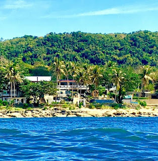 G Beach Resort in Patar, Bolinao, Pangasinan