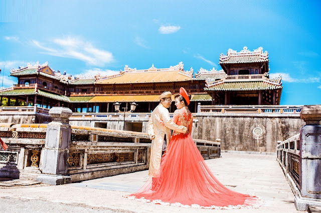 6 Places That Really Should Go For Dreamy Wedding Photos In Hue 1